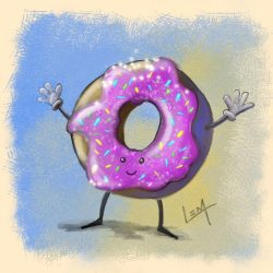 Happy Chibi Donut Friday!